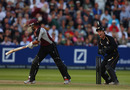 Richard Johnson produced a smart stumping to remove Murali Kartik, Somerset v Warwickshire, CB40 final, Lord's, September 18, 2010