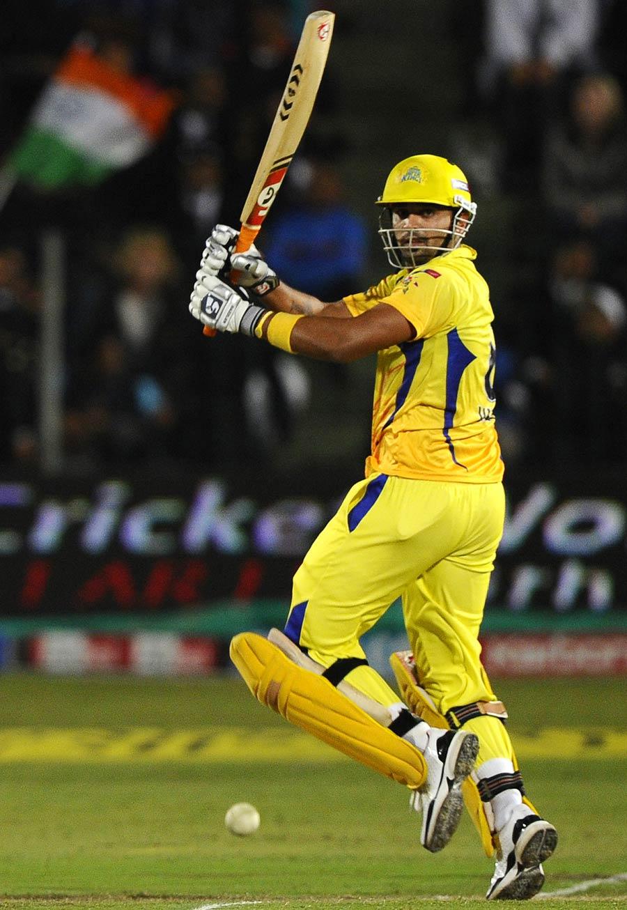 M Vijay made his second successive half-century