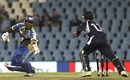 Peter Siddle finished with career-best figures of 4 for 29, Victoria v Wayamba, Champions League Twenty20, Centurion, September 20, 2010