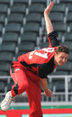 Jake Haberfield struck in the first over, Guyana v South Australia, Champions League Twenty20, Johannesburg, September 21, 2010