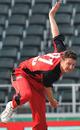 Jake Haberfield struck in the first over, Guyana v South Australia, Champions League Twenty20, Johannesburg, September 21, 2010
