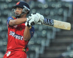 Alviro Petersen made a quickfire 45, Lions v Royal Challengers Bangalore, Champions League Twenty20, Johannesburg, September 21, 2010