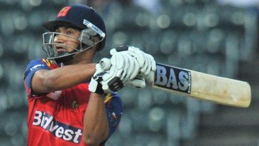 Alviro Petersen made a quickfire 45