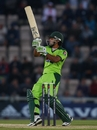 Mohammad Hafeez peppered the opening overs with boundaries