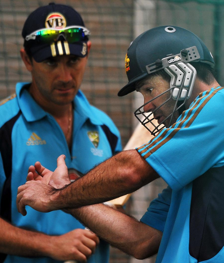 122213 - Langer stays on as Australia's assistant coach