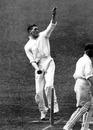 Tom Goddard bowls for Gloucestershire, July 4, 1938