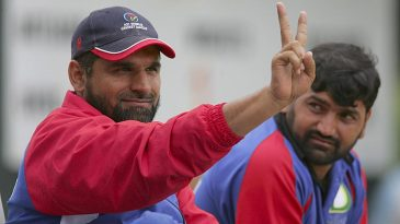 Kabir Khan, the Afghanistan coach