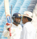 Wasim Jaffer top scored with 71 for Mumbai