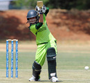 Pakistan opener Javeria Khan made 16,  Pakistan women v South Africa Women, ICC Women's Cricket Challenge, Potchefstroom, October 7, 2010