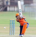 Netherlands' opener Violet Wattenberg made 31, Netherlands Women v Sri Lanka Women, ICC Women's Cricket Challenge, Potchefstroom, October 7, 2010