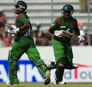 Shahriar Nafees and Imrul Kayes added 127 for the first wicket