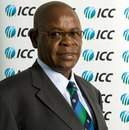 Peter Chingoka, the Zimbabwe Cricket chairman, at the ICC board meeting, Dubai, October 12, 2010