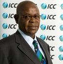 Peter Chingoka, the Zimbabwe Cricket chairman, at the ICC board meeting, Dubai, October 12, 2010