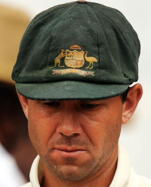 Losing both Tests to India is not how Ricky Ponting wanted to tune up for the Ashes