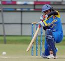 Inoka Galagedara's run-a-ball 42 steered Sri Lanka to victory, Sri Lanka v Pakistan, ICC Women's Cricket Twenty20 Challenge, October 14, 2010