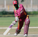 West Indies batsman Tremayne Smartt made 62, Netherlands Women v West Indies Women, ICC Women's Cricket Twenty20 Challenge, Potchefstroom, October 16, 2010