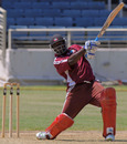 Wilden Cornwall hammered 85 off 59, Barbados v Leeward Islands, Group B match, WICB Cup, Sabina Park, Kingston, October 15, 2010