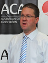 Paul Marsh, Australian Cricketers' Association chief executive