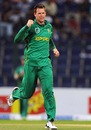 Rusty Theron rattled Pakistan with four wickets