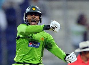 Pakistan vs South Africa 2nd ODI Highlights Abu Dhabi 2010