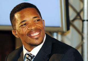 A smile was never far from Makhaya Ntini's face during his career