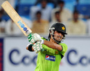 Fawad Alam made a valiant unbeaten 59, Pakistan v South Africa, 3rd ODI, Dubai, November 2, 2010