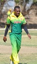 Patrick Matautaava produced a fine all-round display for Vanuatu, Vanuatu v Bhutan, WCL Division Eight, Kuwait City, November 6, 2010
