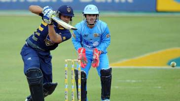 Rilee Rossouw hit 60 but couldn't rescue Eagles