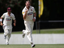 Chris Swan took a career-best six wickets, Queensland v South Australia, Sheffield Shield, 1st day, Allan Border Field, November 17, 2010