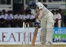 Tillakaratne Dilshan is bowled by a yorker
