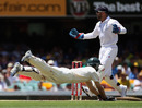Simon Katich would have been run out by a direct hit