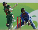 Mithun Ali hit a six and two fours in his 22, Afghanistan v Bangladesh, final, Asian Games, Guangzhou, November 26, 2010