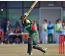 Sabbir Rahman hit 33 off 18 balls to take Bangladesh through to victory, Afghanistan v Bangladesh, final, Asian Games, Guangzhou, November 26, 2010