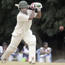 Vairamudi Cheluvaraj stroked an unbeaten half-century, Tamil Nadu v Railways, Chennai, Ranji Trophy Super League, 4th day, November 27, 2010