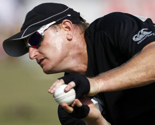 Scott Styris comes in to New Zealand's squad for the ODI series against India, Guwahati, November 27, 2010