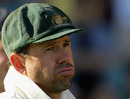 Ricky Ponting has plenty to ponder, Australia v England, 1st Test, Brisbane, 5th day, November 29, 2010