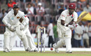 Darren Bravo was unbeaten on 63