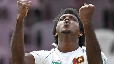 Dilhara Fernando is thrilled after striking early