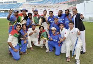 Afghanistan secured another piece of silverware, Afghanistan v Scotland, ICC Intercontinental Cup final, Dubai, December 4, 2010