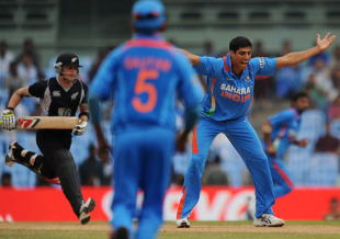 India clean sweep ODI series against Kiwis