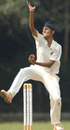 Harmeet Singh took his maiden five-wicket haul in first-class cricket against Tamil Nadu