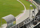 Heavy rain threatens to disrupt the start of the first Test, South Africa v India, 1st Test, Centurion, 1st day, December 16, 2010