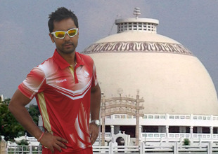 Canada captain Ashish Bagai on the recent tour to India, Nagpur, December 1, 2010