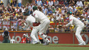 Steven Smith held a catch at slip to get rid of Steven Finn, Australia v England, 3rd Test, Perth, 4th day, December 19, 2010