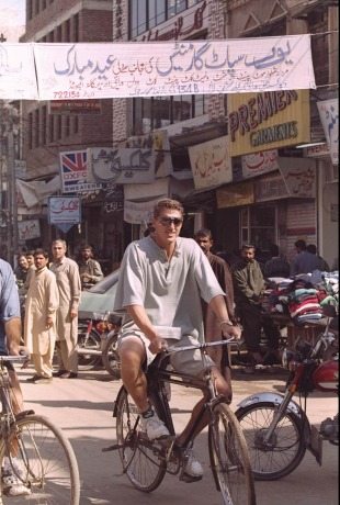 Going native in Pakistan in 1996:
