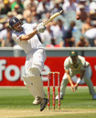 Jonathan Trott was untroubled as he progressed to 168 not out