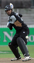 Peter McGlashan blasted 26 off just 10 balls, New Zealand v Pakistan, 2nd Twenty20, Hamilton, December 28, 2010