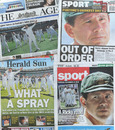 The Australian media on the Ashes defeat, December 30, 2010
