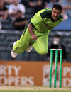Tanvir Ahmed took 1 for 13 on debut, New Zealand v Pakistan, 3rd Twenty20, Christchurch, December 30, 2010