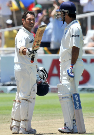 Sachin Tendulkar's 51st Test ton was made special by the quality of bowling it came against